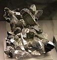 Freiberg, Terra mineralia, Morion.JPG