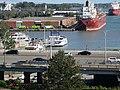 Freighters moored in Toronto, 2015 08 12 (5).JPG - panoramio.jpg