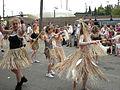Fremont Solstice Parade 2008 - grass skirt dancers 01.jpg
