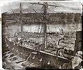 French warship 'Atalante', Fitzroy Dock, Sydney, 1873 A2825358h.jpg