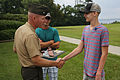 From cancer to company commander 130802-M-AR522-292.jpg