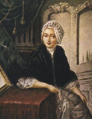 Mendelssohn family - Fromet Mendelssohn née Guggenheim