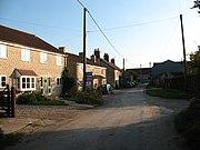 Modern housing in Fryton