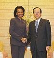 Fukuda meets Rice February 27, 2008.jpg