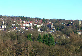Fulwood, Sheffield residential suburb of the City of Sheffield