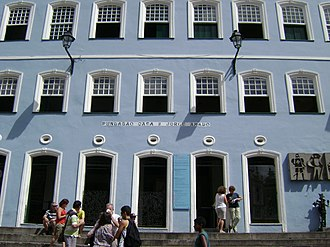 Jorge Amado - The Jorge Amado Foundation in Salvador da Bahia