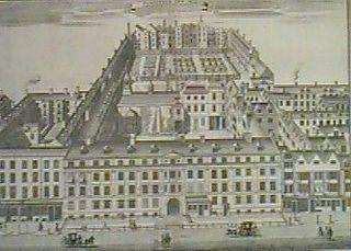 Furnivals Inn Inn of Chancery (demolished 1897)