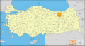 Gümushane-Provinces of Turkey-Urdu.png
