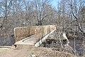 Gājēju tilts pār Mazo Juglu, Tēraudi, Salaspils pagasts, Salaspils novads, Latvia - panoramio.jpg