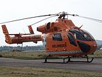 G-HMDX Explorer MD900 Helicopter (27060075650).jpg