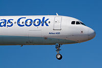 G-TCDW - A321 - Thomas Cook Airlines