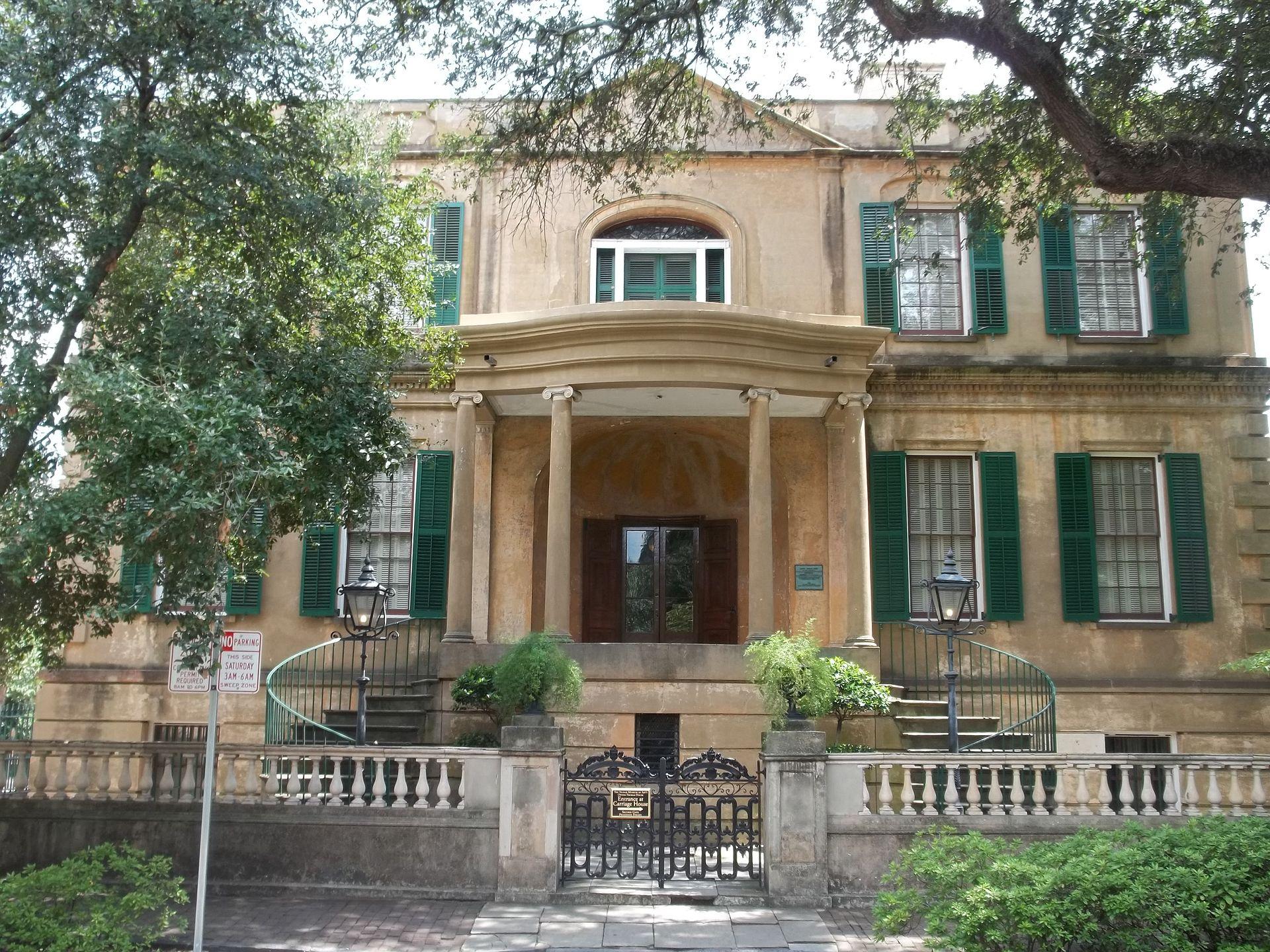 Owens thomas house wikipedia for Historic houses in savannah ga