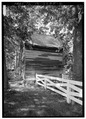 GENERAL VIEW FROM SOUTHWEST - Kenmuir, Smokehouse, Route 613, Trevilians, Louisa County, VA HABS VA,55-TREV.V,8F-2.tif