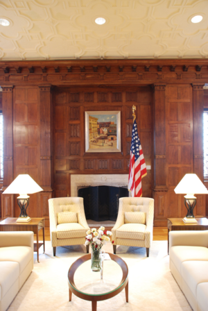 United States General Services Administration Building - Image: GSA Administrator Suite