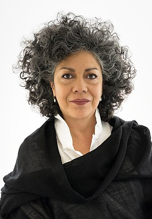 Doris Salcedo - Salcedo in 2015