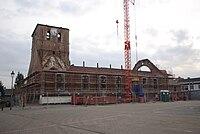 Galmaarden (Belgium) - ruin of Saint Peter's church.jpg