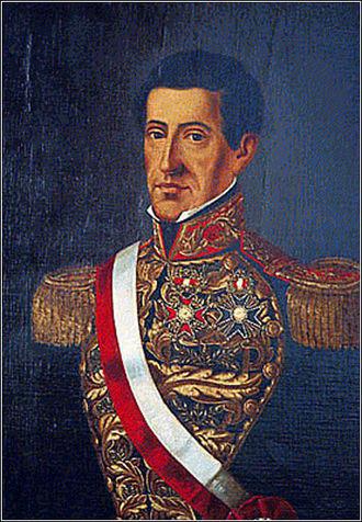Agustín Gamarra - Image: Gamarra