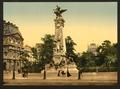 Gambetta's monument, Paris, France-LCCN2001698549.tif