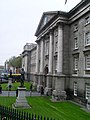 Gardens and main entrance to Trinity College - geograph.org.uk - 1582432.jpg