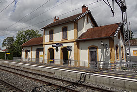 Image illustrative de l'article Gare de Varennes-sur-Allier