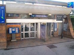Gare de Roissy-en-Brie