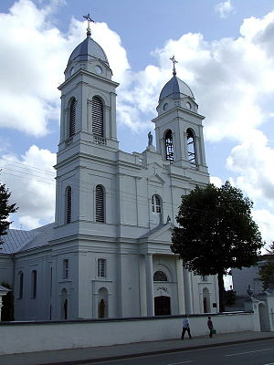 Garliava - Church of Holy Trinity in Garliava