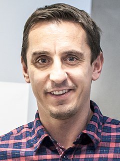 Gary Neville English association football player and manager