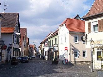 Gau-Algesheim - Langgasse