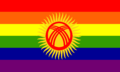 Gay flag of Kyrgyzstan.png