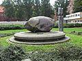 Gdańsk-pomnik w Parku Akademickim.JPG