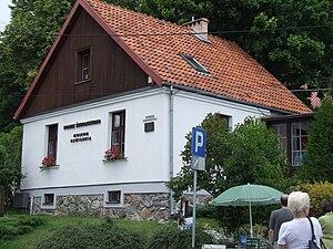 Gdynia stefan zeromski house