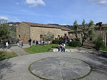 Das Geburtshaus Leonardo da Vincis in Anchiano bei Vinci (Quelle: Wikimedia)