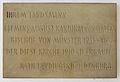 Gedenktafel Stresemannstr 66 (Kreuzb) Clemens August Kardinal von Galen.JPG