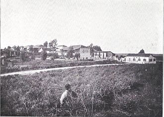 Moshava - Gedara, before 1899