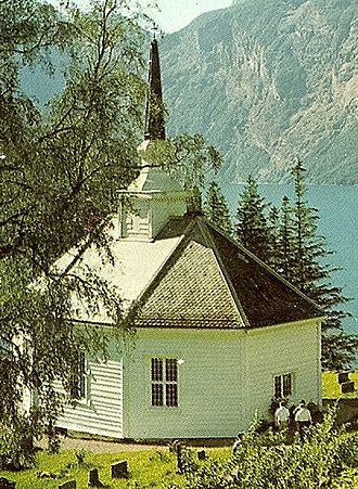 Geiranger - Image: Geiranger kirke