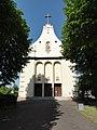 Geispolsheim-gare (Geispolsheim, Bas-Rhin) l'église, monument historique.jpg