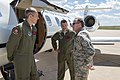 General David L. Goldfein, USAF Chief of Staff visits the Colorado Air National Guard 170525-Z-QD622-410.jpg