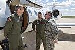 General David L. Goldfein, USAF Chief of Staff visits the Colorado Air National Guard 170525-Z-QD622-410.jpg