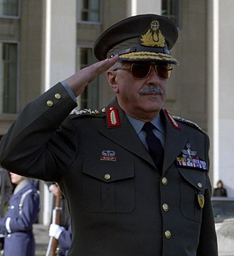 Hellenic National Defence General Staff - Image: General Ioannis Veryvakis, 1993