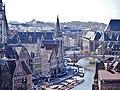 Gent Graslei viewed from Burg Gravensteen 2.jpg