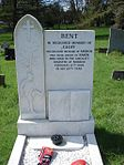 Geoff Bent headstone.JPG