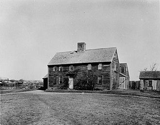 George Jacobs (Salem witch trials) - Image: George Jacobs House
