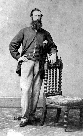 George Elphinstone Dalrymple - Image: George Augustus Frederick Elphinstone Dalrymple