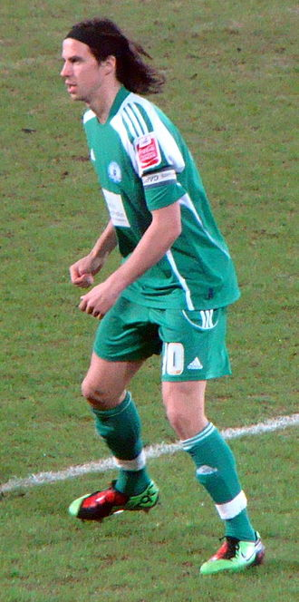 George Boyd (footballer) - Boyd playing for Peterborough United in 2010