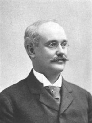 George E. Matthews - George E. Matthews in 1898