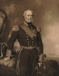 George Seymour (Royal Navy officer) Royal Navy admiral of the fleet