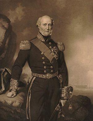 George Seymour (Royal Navy officer) - Sir George Francis Seymour