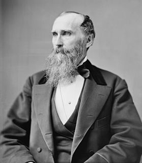 George Gilbert Hoskins American politician