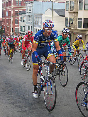San Francisco Grand Prix - Image: George Hincapie 2004 San Francisco Grand Prix