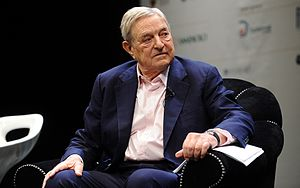 Soros Fund Management - George Soros founded Soros Fund Management in 1969.